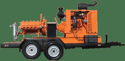 Water Blasting Equipment - High Pressure Hydroblasting